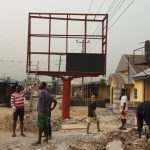 Billboard Construction in Lagos cheep